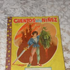 Libros de segunda mano: CUENTO CUATRO CUENTOS EN UNO DE LA NIÑEZ Nº2 EDICIONES FHER AÑOS 60. Lote 63495600
