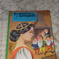 Libros de segunda mano: O TAPAS DURAS Nº2 TRES CUENTOS DE LEYENDAS EDICIONES VASCO AMERICANA AÑOS 60. Lote 63496120