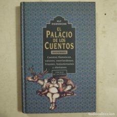 Libros de segunda mano: EL PALACIO DE LOS CUENTOS. LIBRO DUODÉCIMO DICIEMBRE - ULF DIEDERICHS - CÍRCULO DE LECTORES - 1996. Lote 63696551