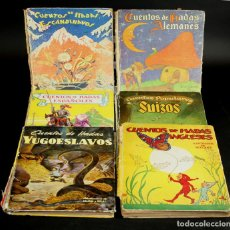 Libros de segunda mano: 8104 - EDITORIAL MOLINO. 6 EJEMPLARES. (VER DESCRIPCIÓN). VV. AA. 1942/1948.. Lote 63737915