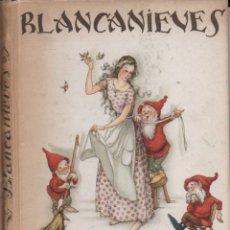 Libros de segunda mano: BLANCANIEVES POR MERCEDES LLIMONA (JUVENTUD, 1950). Lote 64005351
