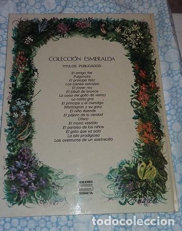 Libros de segunda mano: Ofero de Condesa de Segur. Colección Esmeralda. Ediciones Susaeta 1974. Ilustrado por Fernando Saez - Foto 3 - 64115819