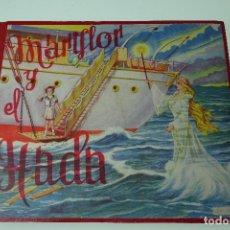 Libros de segunda mano: MARIFLOR Y EL HADA - CUENTO-JUGUETE - CON RECORTABLES - 1946 -. Lote 64131359