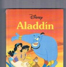 Libros de segunda mano: ALADDIN WALT DISNEY CATALAN EDICIONES GAVIOTA 1993. Lote 64384087
