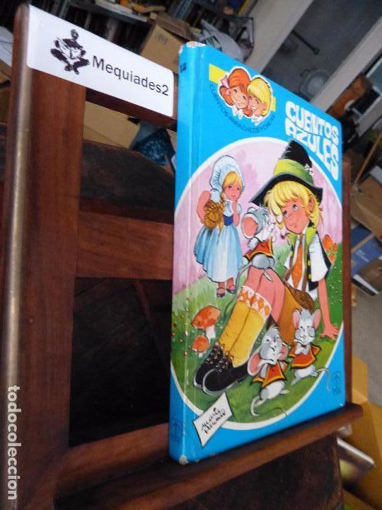 CUENTOS AZULES: MARIA PASCUAL (TAPA DURA, TORAY) (Libros de Segunda Mano - Literatura Infantil y Juvenil - Cuentos)