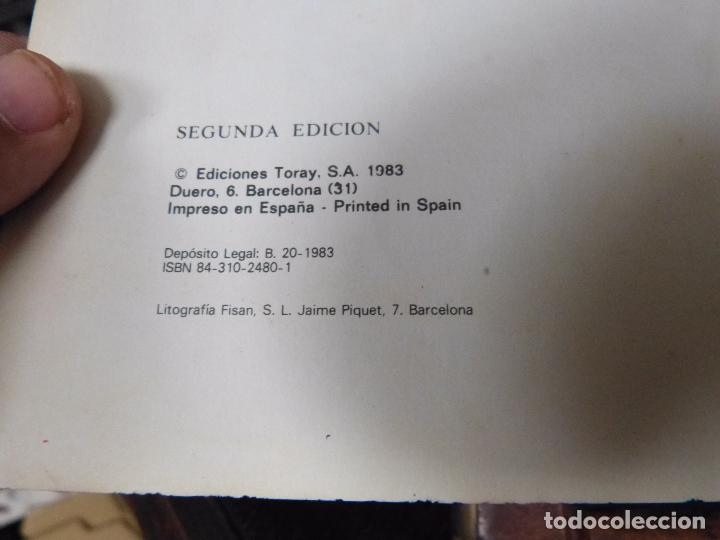 Libros de segunda mano: CUENTOS AZULES: MARIA PASCUAL (TAPA DURA, TORAY) - Foto 2 - 152729497