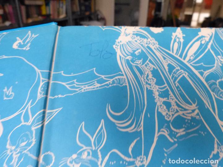 Libros de segunda mano: CUENTOS AZULES: MARIA PASCUAL (TAPA DURA, TORAY) - Foto 5 - 152729497