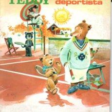Libros de segunda mano: TEDDY DEPORTISTA (CUENTOS FHER, 1967). Lote 65031071