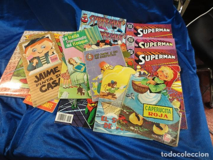 LOTE DE CUENTOS INFANTILES (Libros de Segunda Mano - Literatura Infantil y Juvenil - Cuentos)