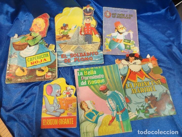 Libros de segunda mano: LOTE DE CUENTOS INFANTILES - Foto 3 - 65495214