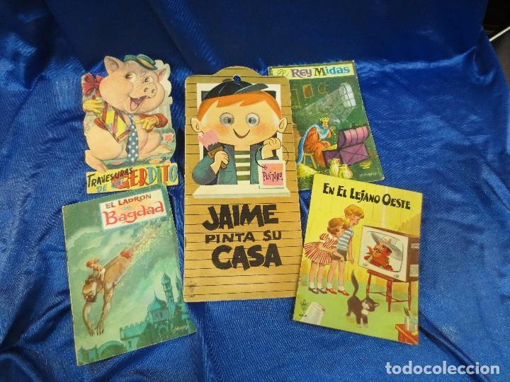 Libros de segunda mano: LOTE DE CUENTOS INFANTILES - Foto 4 - 65495214