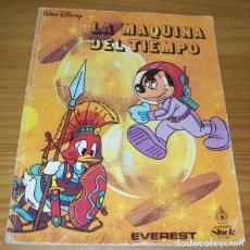 Libros de segunda mano - LA MAQUINA DEL TIEMPO. WALT DISNEY, EVEREST/STOCK. PATO DONALD MICKY MOUSE... - 65909686