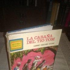 Libros de segunda mano: LA CABAÑA DEL TIO TOM, 1973 HARRIET BEECHER STOWE,. Lote 65968294