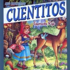Libros de segunda mano: CAPERUCITA ROJA COLECCION MIS PRIMEROS CUENTITOS EDICIONES SALDAÑA. Lote 66011702