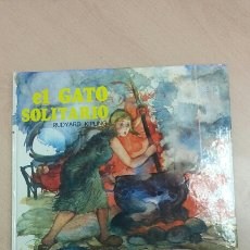 Libros de segunda mano: EL GATO SOLITARIO RÑDE RUDYARD KIPLING SUSAETA ESMERALDA 1970 . Lote 66445231