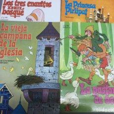 Libros de segunda mano: LOTE 4 CUENTOS , LOS CUENTOS DEL DRAGON. Lote 66478518
