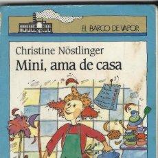 Libros de segunda mano: MINI AMA DE CASA.. Lote 66483626