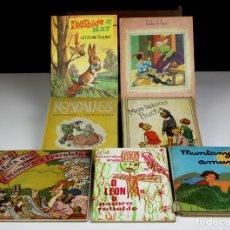 Libros de segunda mano: 8184 - 8 EJEMPLARES VV. EDITORIALES. VV. AA. VARIOS IDIOMAS. (VER DESCRIP). 1950/1972. . Lote 66837682