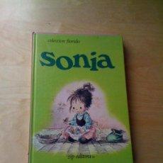 Libros de segunda mano: CUENTO «SONIA» COLECCIÓN FLORIDA. Lote 67271129
