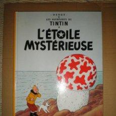 Libros de segunda mano: TINTIN L´ETOILE MYSTERIEUSE. Lote 67310785