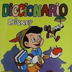 Libros de segunda mano: DICCIONARIO DISNEY. - DISNEY, WALT.-. Lote 59113765