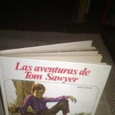 Libros de segunda mano: LAS AVENTURAS DE TOM SAWYER,1984 . Lote 67696717