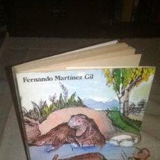 Libros de segunda mano: EL RIO DE LOS CASTORES,1979 FERNANDO MARTINEZ GIL, . Lote 67696909