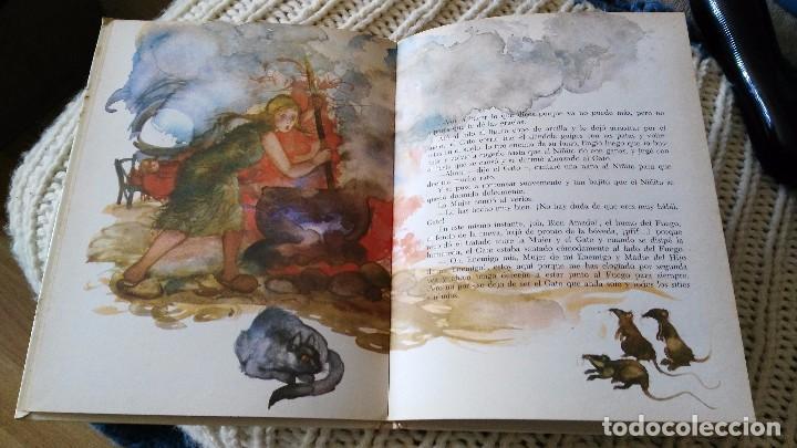 Libros de segunda mano: EL GATO QUE VA SOLO - COLECCION ESMERALDA--EDIC. SUSAETA S.A. 1974-- - Foto 2 - 67719541