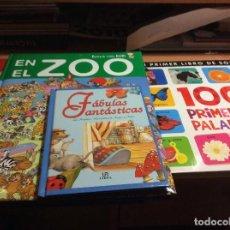 Libros de segunda mano: LOTE DE LIBROS INFANTILES. Lote 67773049