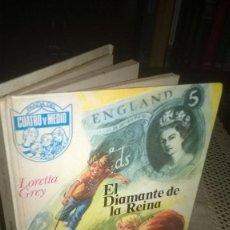 Libros de segunda mano: EL DIAMANTE DE LA REINA,1973,. Lote 68423349