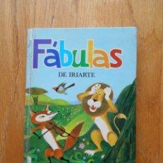Libros de segunda mano: FABULAS DE IRIARTE, SUSAETA 1973. Lote 68541693