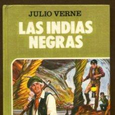 Libros de segunda mano: EDITORIAL BRUGUERA JULIO VERNER LAS INDIAS NEGRAS - 20. Lote 68636545