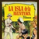 Libros de segunda mano: EDITORIAL BRUGUERA R.L STEVENSON LA ISLA DE LA AVENTURA - 179. Lote 68636889