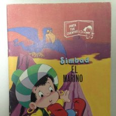 Libros de segunda mano: SIMBAD EL MARINO - PINTA TUS CUENTOS. Lote 68679073