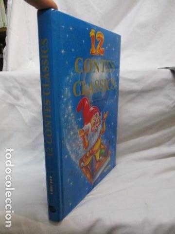 Libros de segunda mano: 12 Contes Classics (Catalán) Tapa dura, de Equip Susaeta , Carlos Busquets (Ilustrador) - Foto 13 - 263106755