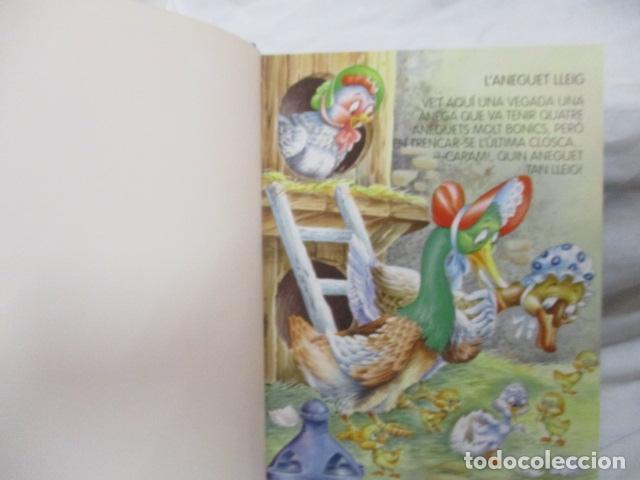 Libros de segunda mano: 12 Contes Classics (Catalán) Tapa dura, de Equip Susaeta , Carlos Busquets (Ilustrador) - Foto 3 - 263106755