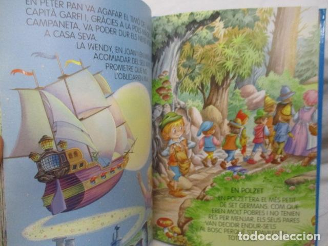 Libros de segunda mano: 12 Contes Classics (Catalán) Tapa dura, de Equip Susaeta , Carlos Busquets (Ilustrador) - Foto 5 - 263106755