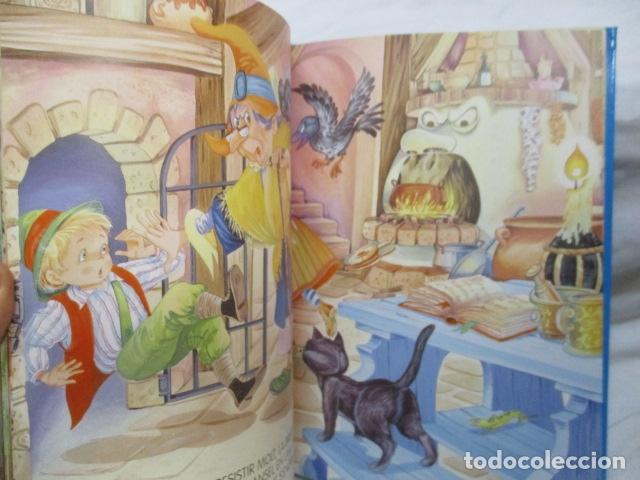 Libros de segunda mano: 12 Contes Classics (Catalán) Tapa dura, de Equip Susaeta , Carlos Busquets (Ilustrador) - Foto 6 - 263106755