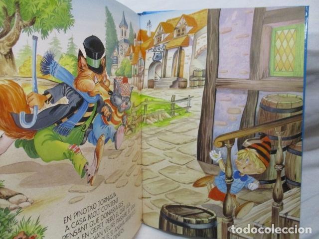 Libros de segunda mano: 12 Contes Classics (Catalán) Tapa dura, de Equip Susaeta , Carlos Busquets (Ilustrador) - Foto 8 - 263106755