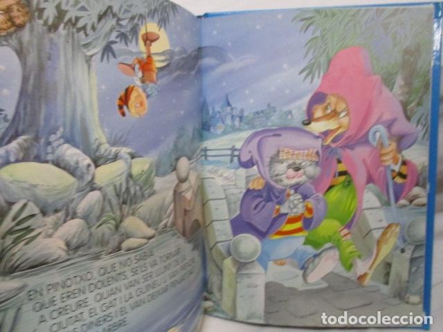 Libros de segunda mano: 12 Contes Classics (Catalán) Tapa dura, de Equip Susaeta , Carlos Busquets (Ilustrador) - Foto 9 - 263106755