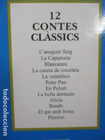 Libros de segunda mano: 12 Contes Classics (Catalán) Tapa dura, de Equip Susaeta , Carlos Busquets (Ilustrador) - Foto 10 - 263106755