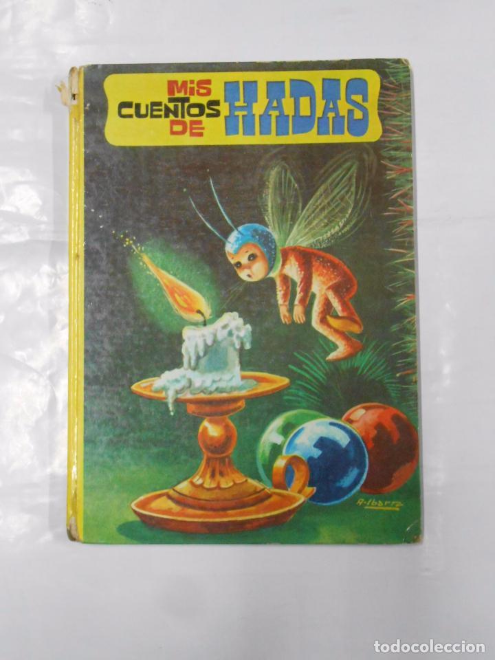 MIS CUENTOS DE HADAS - VOLUMEN 15 - EDITORIAL VASCO AMERICANA - TDK135 (Libros de Segunda Mano - Literatura Infantil y Juvenil - Cuentos)