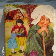Libros de segunda mano: HANSEL Y GRETEL - 2011. Lote 69657809