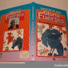 Libros de segunda mano: GLORIA FUERTES. CUENTOS DE RISA. EL PERRO PICATOSTE Y OTROS CUENTOS. RMT77994. . Lote 70202153