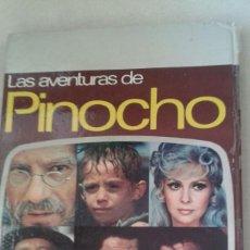 Libros de segunda mano: LAS AVENTURAS DE PINOCHO. LIBRO DE LA SERIE DE TV. Lote 222564118