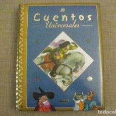 Libros de segunda mano: CUENTOS UNIVERSALES 24 CUENTOS SUSAETA EDICIONES. Lote 71965419