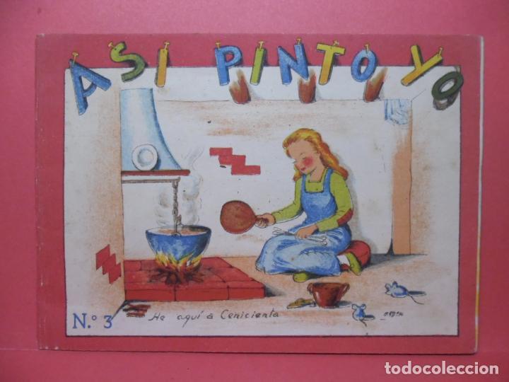 ASI PINTO YO - Nº3 - EDITORIAL ROMA - (Libros de Segunda Mano - Literatura Infantil y Juvenil - Cuentos)