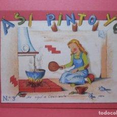 Libros de segunda mano: ASI PINTO YO - Nº3 - EDITORIAL ROMA - . Lote 72114287