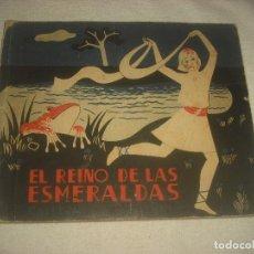 Libros de segunda mano: EL LIBRO DE LAS ESMERALDAS . SATURNINO CALLEJA 1941. Lote 72132775