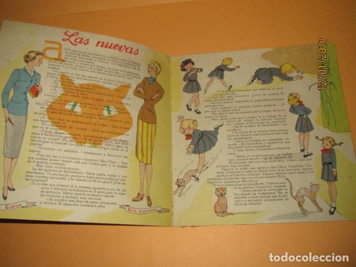 Libros de segunda mano: Antiguo Cuento MARI-PEPA en OTOÑO de Emilia Cotarelo con Ilustraciones de Maria Claret - Foto 4 - 72262215